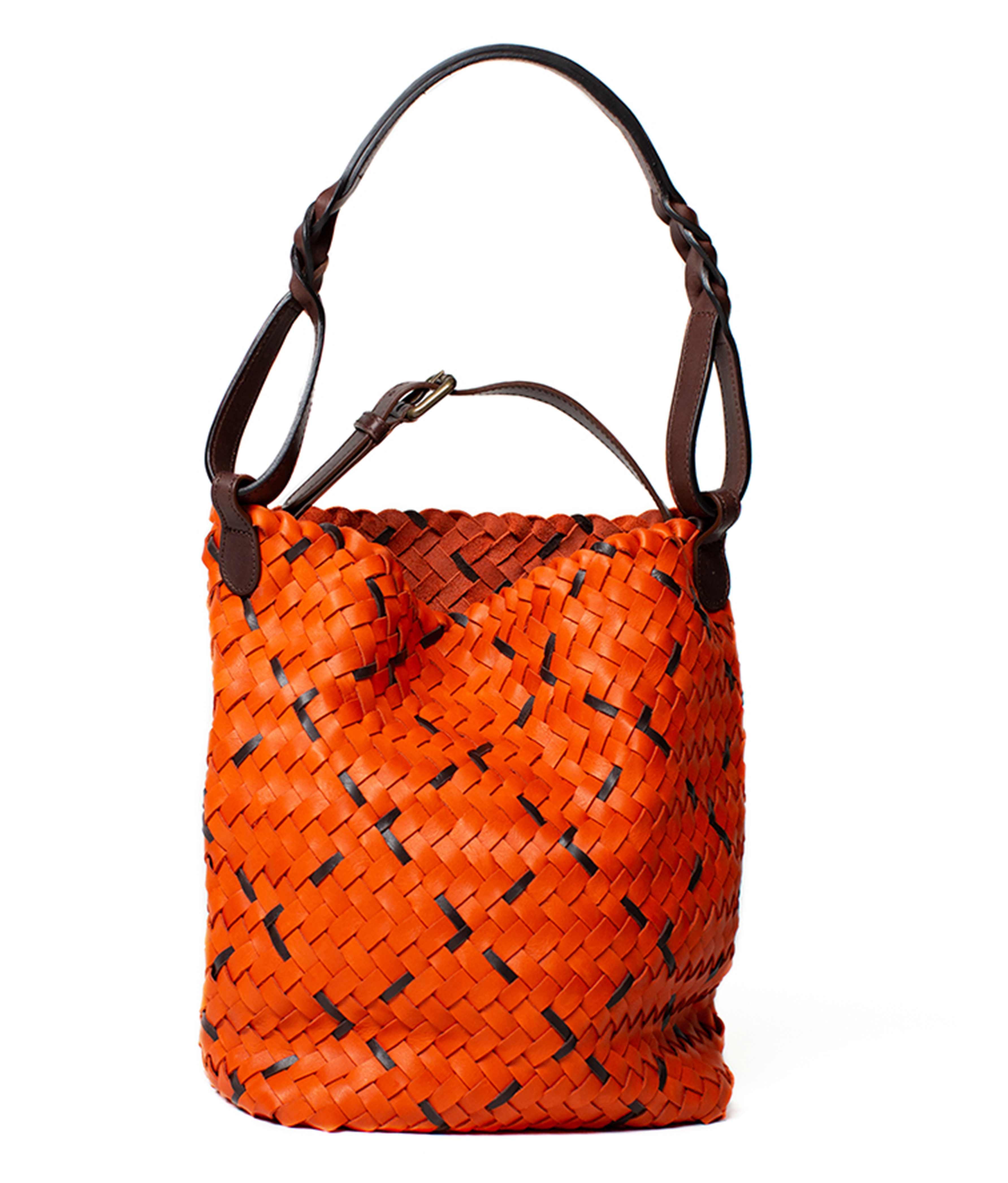 """Shopper """"Arno"""" Small, orange"""