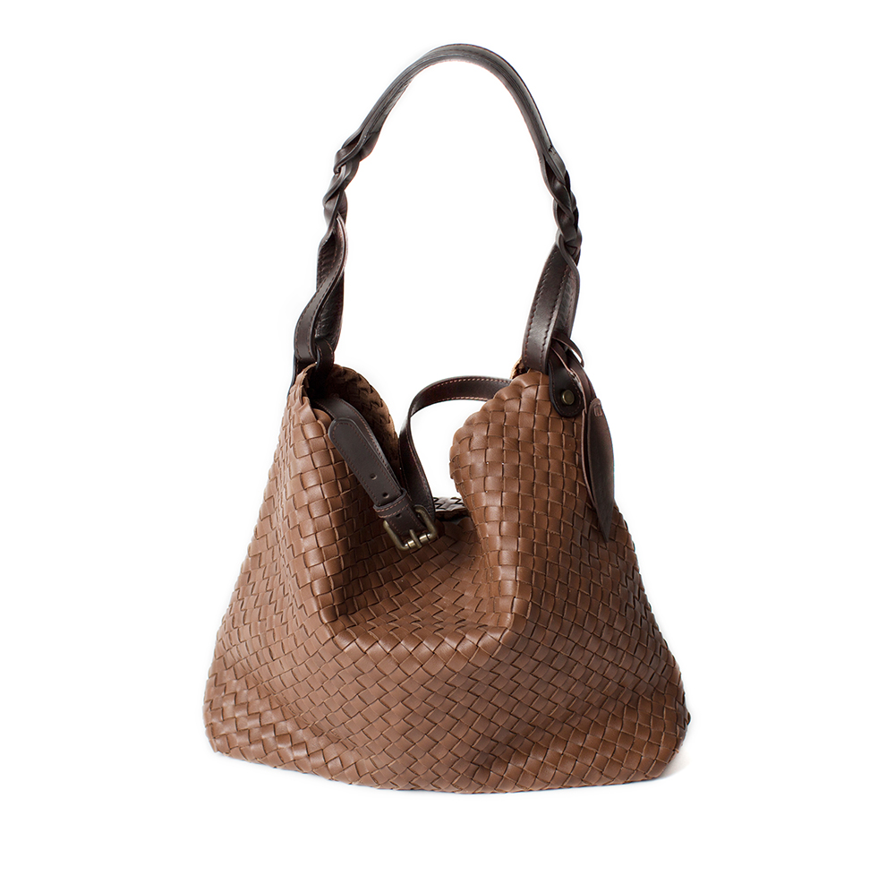 "Shopper ""Firenze"" Medium, brown"