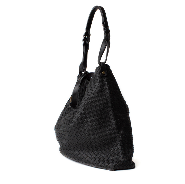 "Shopper ""Firenze"" Large, black"