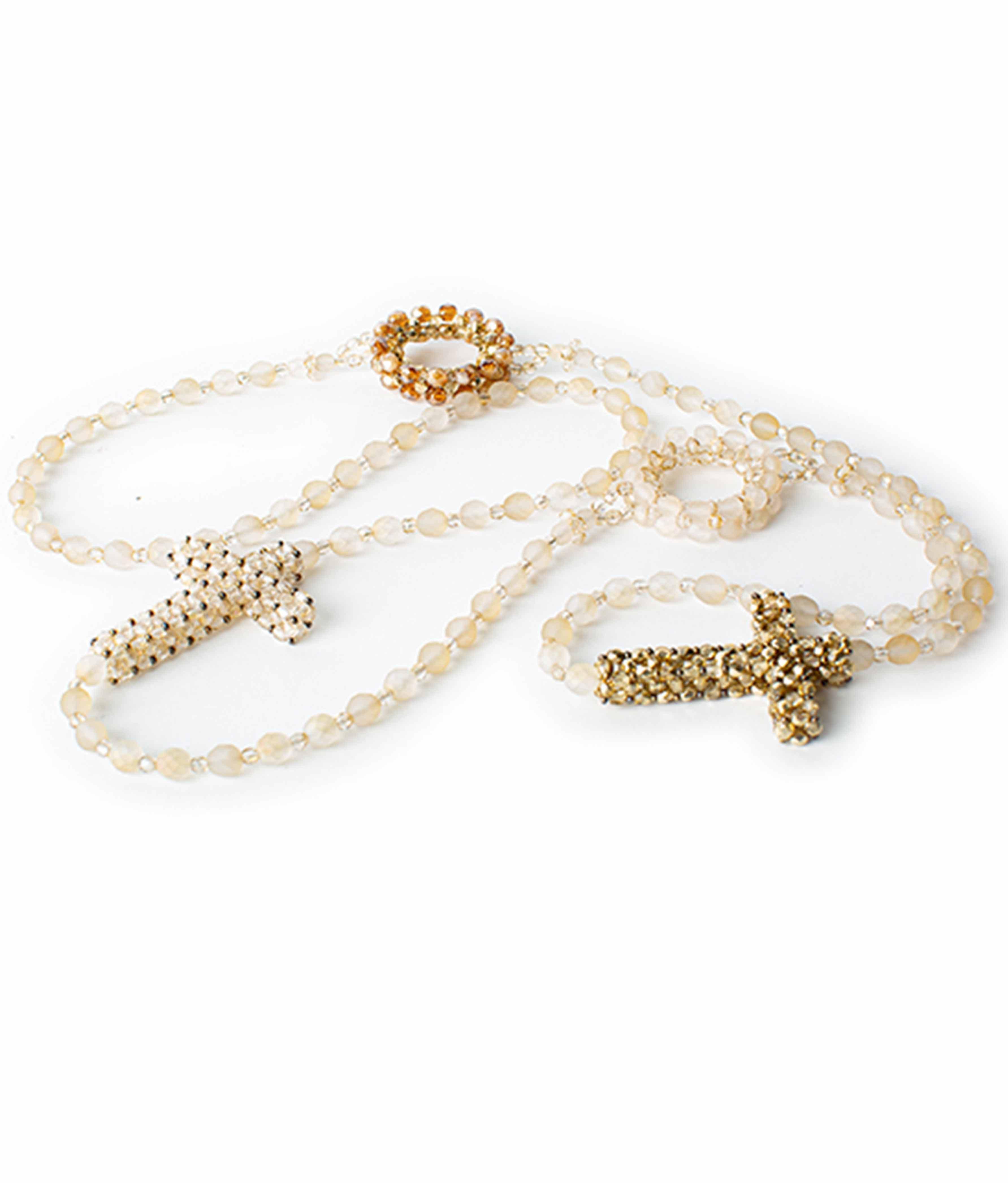 Croce necklace