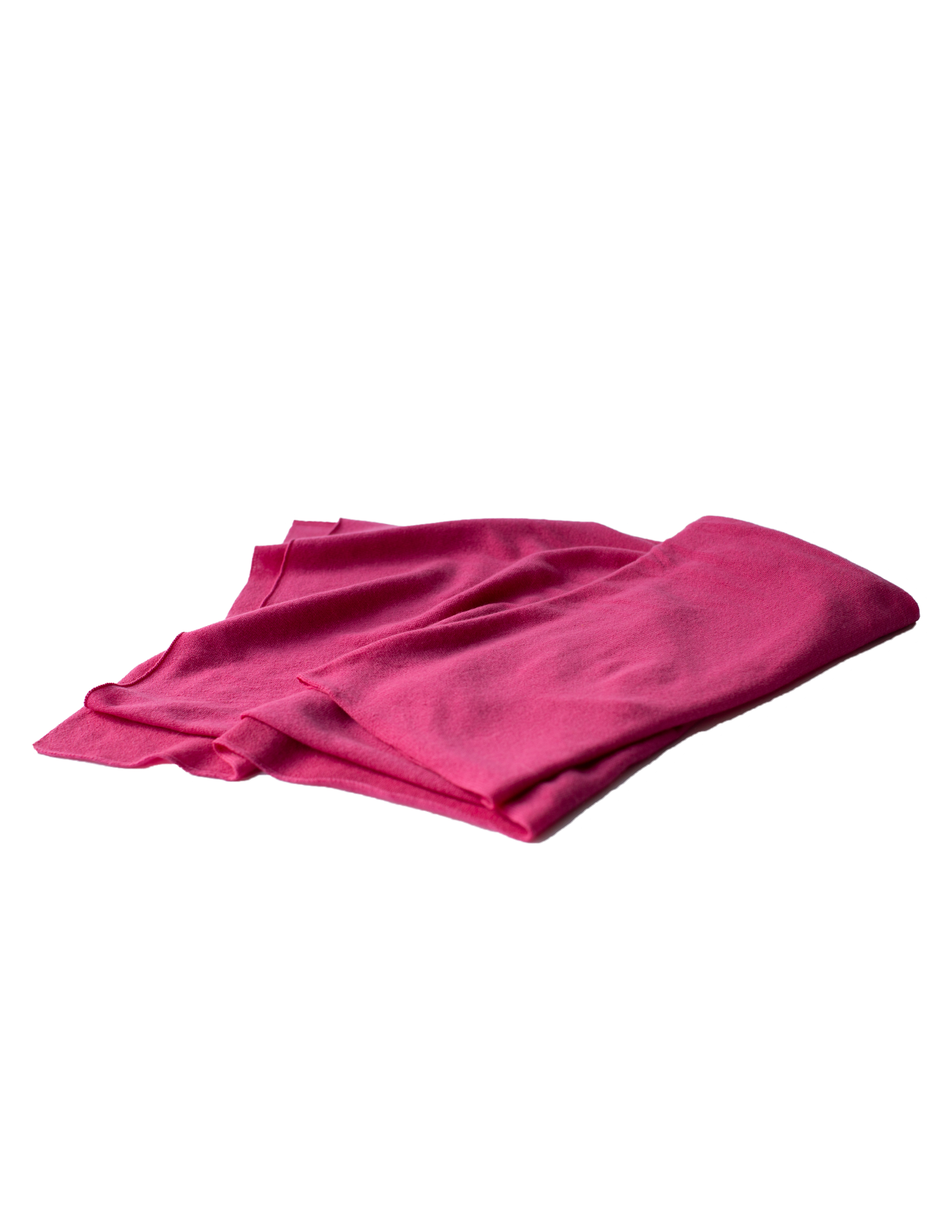Pure Cashmere Scarf pink