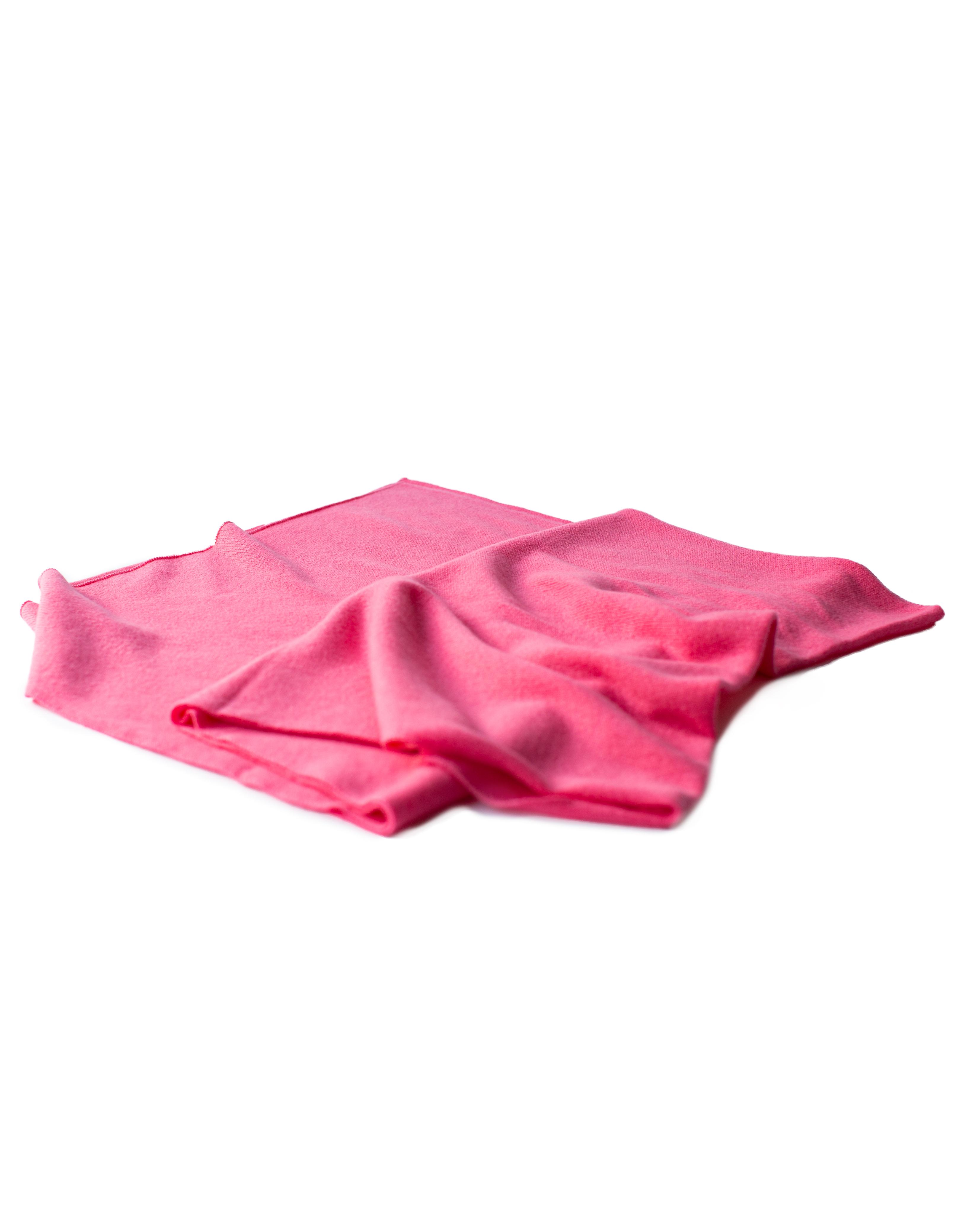 Pure Cashmere Scarf rose