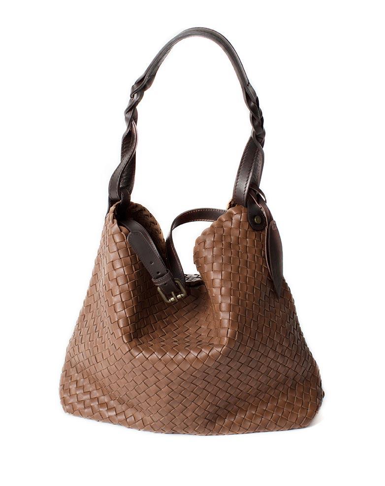 """Shopper """"Firenze"""" Medium, brown"""