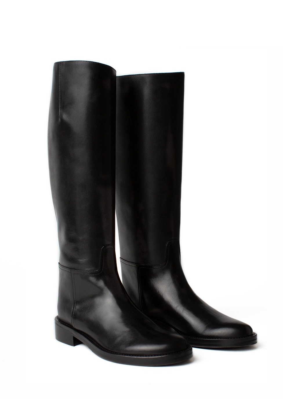 Riding Boots, black