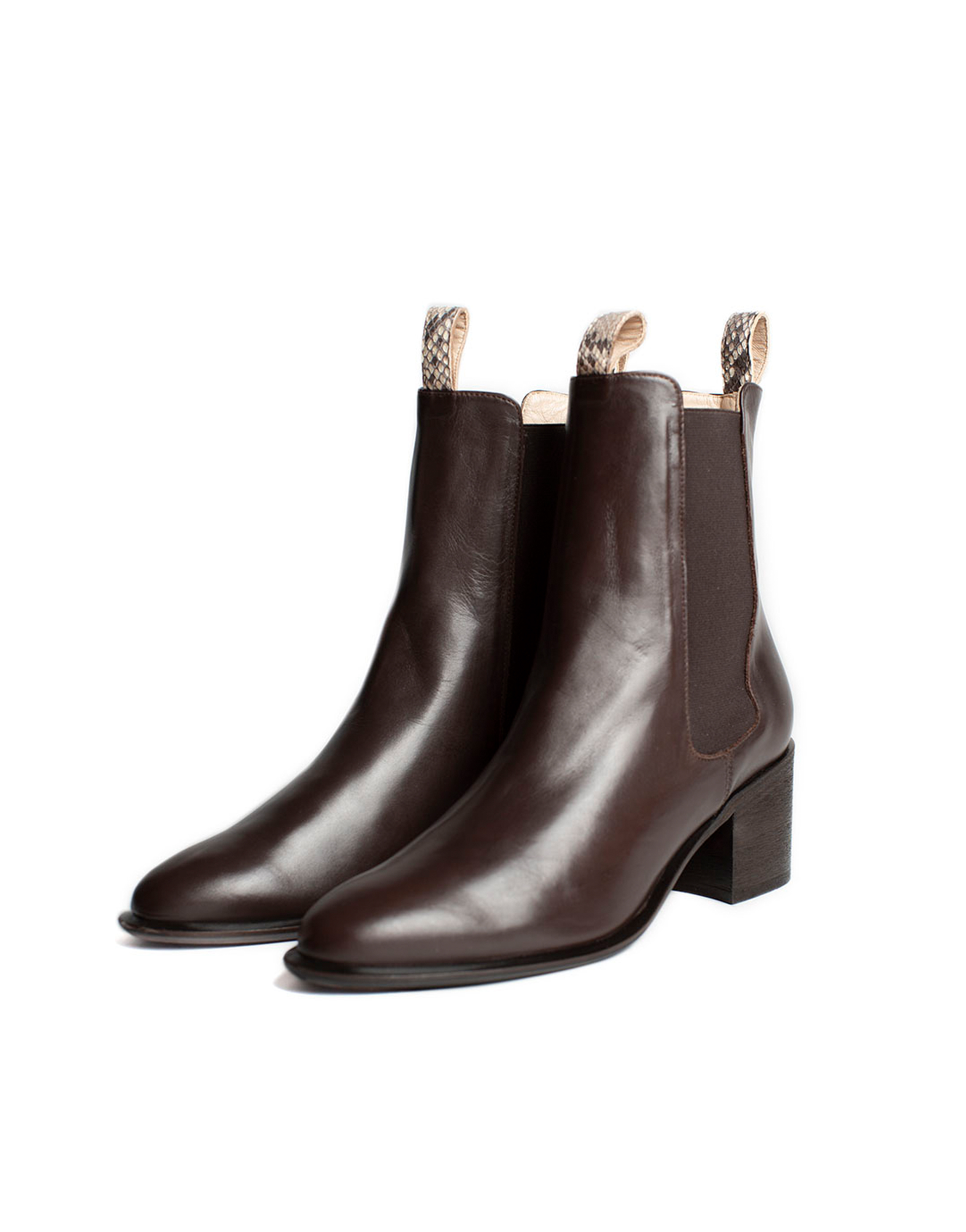Chelsea Boots, dark brown
