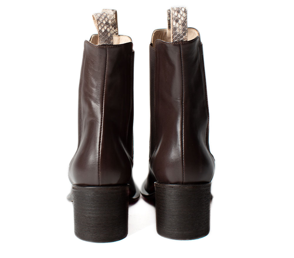 Chelsea Boots, dark brown