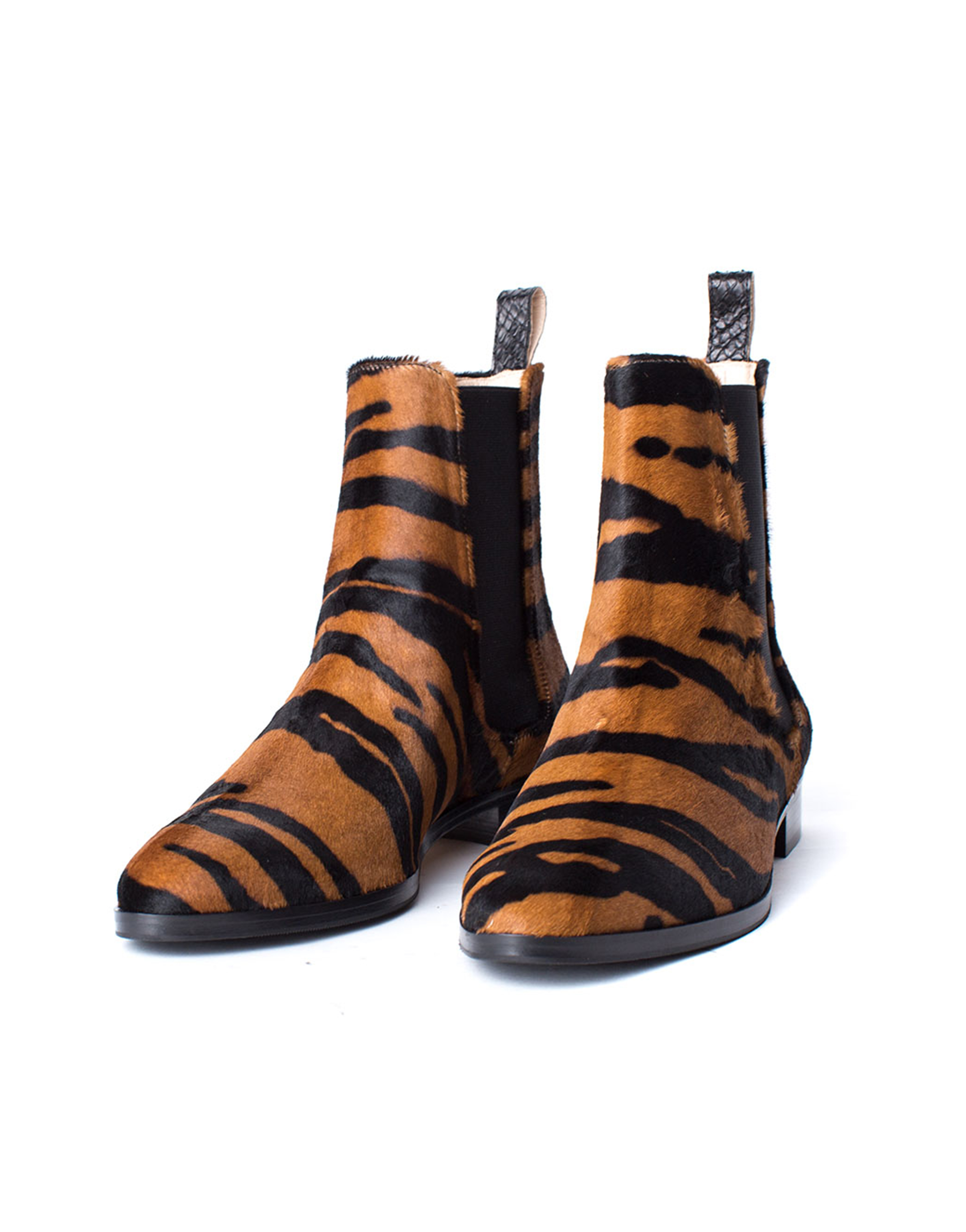 Ankle Boots, tiger