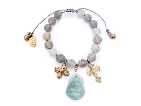 "Bracelet ""Jade Buddha"""